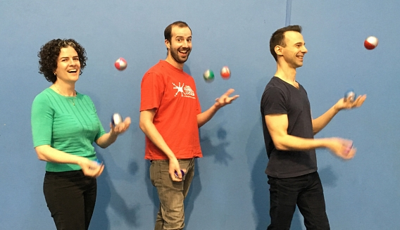 Juggling for Success